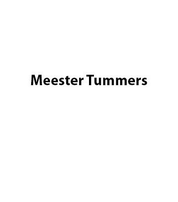 Vlinders-Meester Tummer