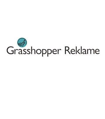 Vlinders-Grasshopper reklame